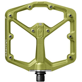 Crankbrothers Stamp 7 Small Pedal green